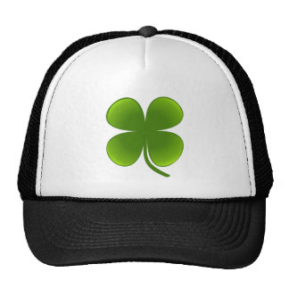 St. Patrick's Day - Shamrock Trucker Hat