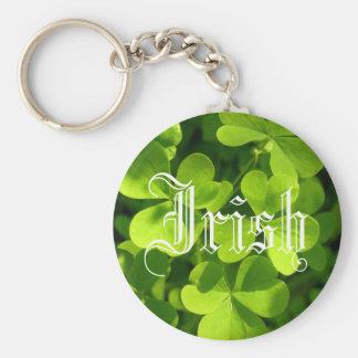 St Patrick s Day Shamrocks Keychain
