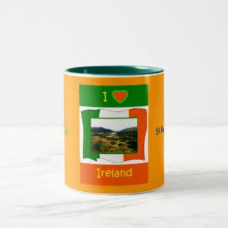 St Patrick s Day UCreate Templates Mugs