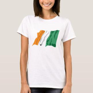 St. Patrick's Ireland Flag Shirt