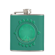 St Patrick's Lucky Irish Flask