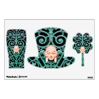 St Patrick Wall Decals 1 Decorative Wrought Iron