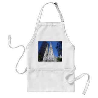st patricks adult apron