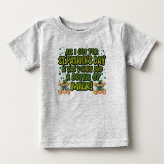 St. Patrick's Baby Baby T-Shirt