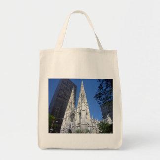 st patricks canvas bag