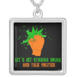 St. Patrick's Boxing Day Pendant