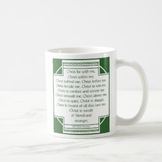 St. Patrick's Breastplate Coffee Mug