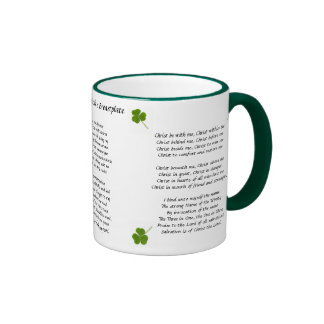 St. Patrick's Breastplate Mug