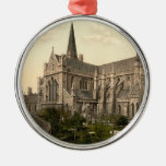 St Patrick's Cathedral Dublin Ireland Christmas Ornament