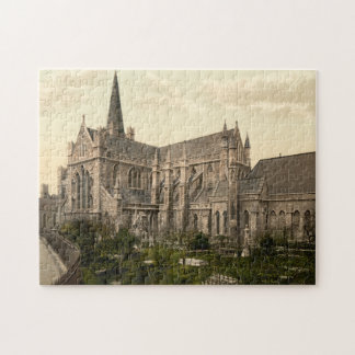 St Patrick's Cathedral Dublin Ireland Puzzles