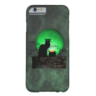 St. Patrick's Chat Noir Barely There iPhone 6 Case