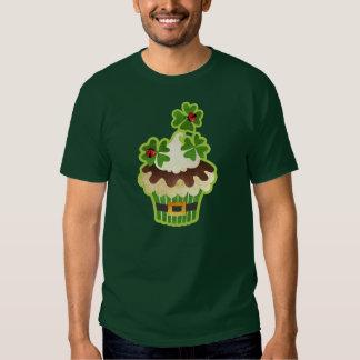 St. Patrick's Cupcake Tshirt