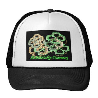 St. Patrick's Currency Hat