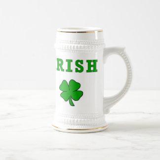 St Patricks DA del irlandés y de los tréboles… - M Jarra De Cerveza