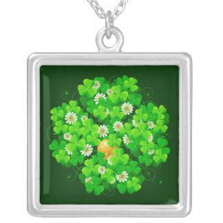St. Patrick's Day 18A Necklace