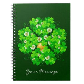 St. Patrick's Day 18A Notebook