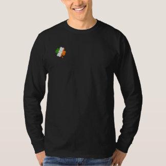 St Patrick's Day 2010 : Black LS T-Shirt