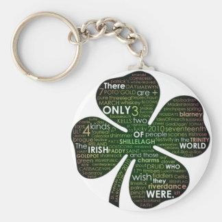 St Patrick's Day 2010 Keychains