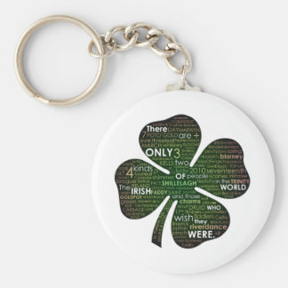 St Patrick's Day 2010 Keychain