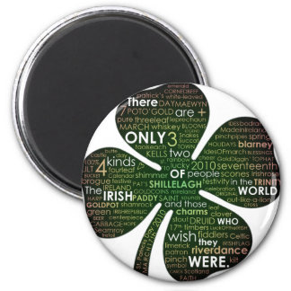 St Patrick's Day 2010 Magnet