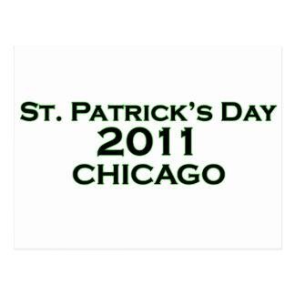 St. Patrick's Day 2011 Postcard