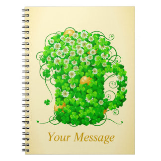St. Patrick's Day 21A Notebook