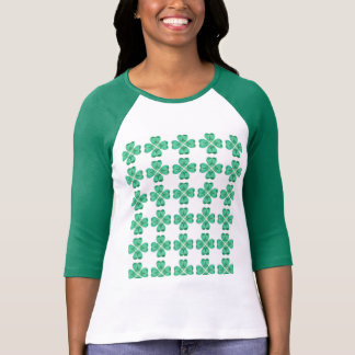 St Patrick's day 3/4 Sleeve top