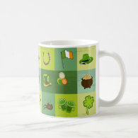 St. Patrick's Day Accessories Classic White Coffee Mug