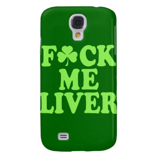 St Patrick's Day Alcohol Drinking Samsung Galaxy S4 Cover