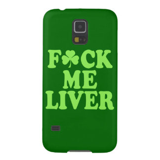 St Patrick's Day Alcohol Drinking Galaxy S5 Case