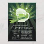 St. Patrick's Day Annual Bash Party Invitation