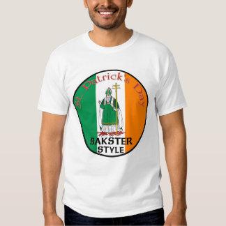 St. Patrick's Day - Bakster Style Shirt