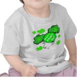St Patrick's Day Balloons Tee Shirts