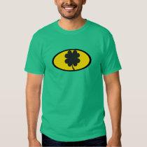 St. Patrick's Day Bat T Shirt