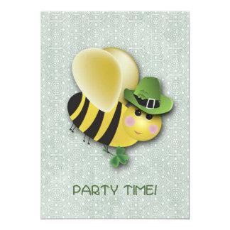 St. Patrick's Day BEE Invitation
