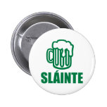 St. Patrick's day beer Pins