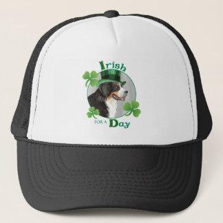 St. Patrick's Day Berner Trucker Hat