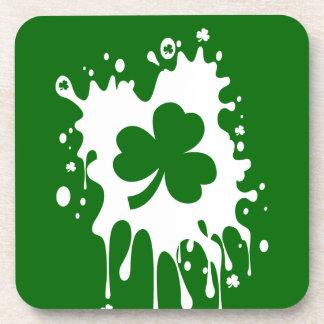 St. Patrick's Day Birthday Coasters