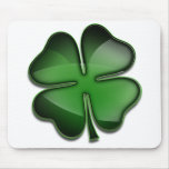 St. Patricks Day Bling Mouse Pad