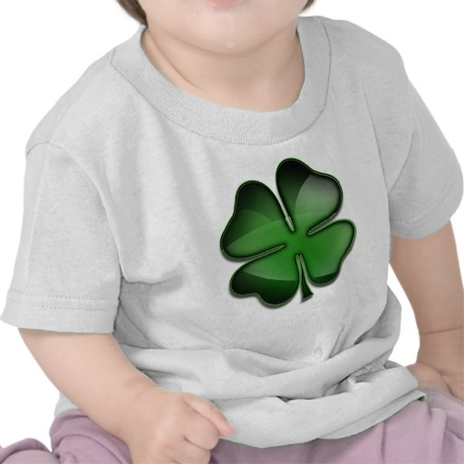 St. Patricks Day Bling Tee Shirt