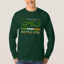 St. Patricks Day Boston, Dragon T-Shirt