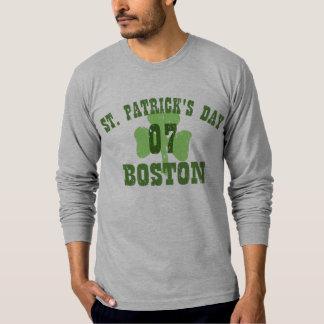 St. Patrick's Day Boston II T-Shirt
