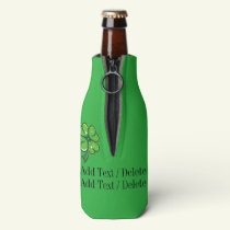 St. Patrick's Day - Bottle Cooler