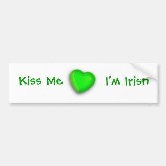 St Patrick's Day Bumper Stickers