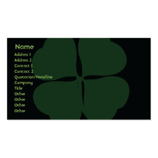 St. Patrick's Day - Business Business Card