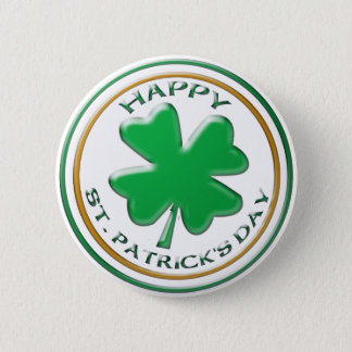 St Patricks Day buttons