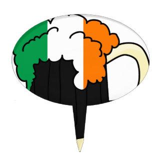 St. Patrick's Day Cake Topper