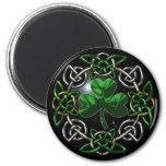 St. Patrick's Day Celtic knot design Magnet
