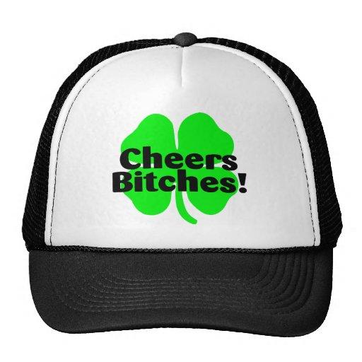 St Patricks Day Cheers Trucker Hat