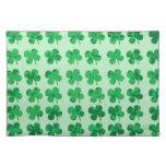St. Patrick's Day Cloth Placemat